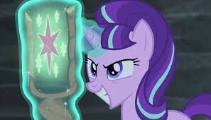 Starlight Glimmer Staff