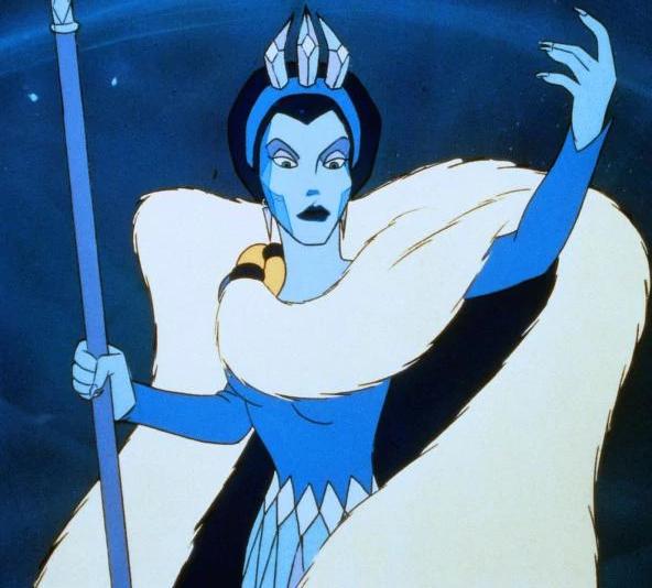 Snow Queen (The Snow Queen 1995)