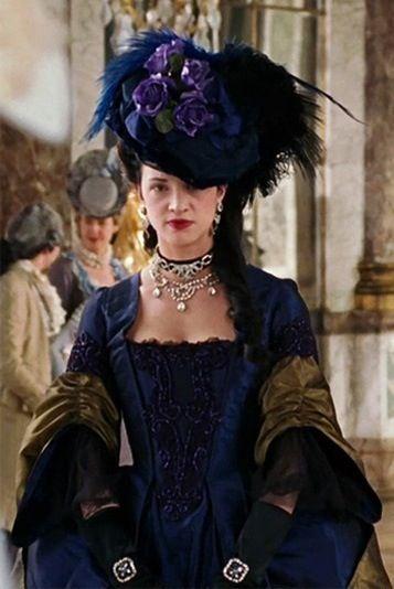 Doalfe/Comtesse du Barry (Marie Antoinette)