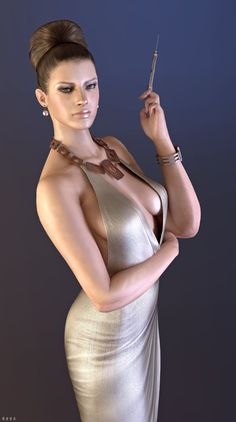 Excella Gionne (Resident Evil 5)