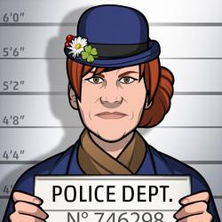 Hilda Tipton mugshot
