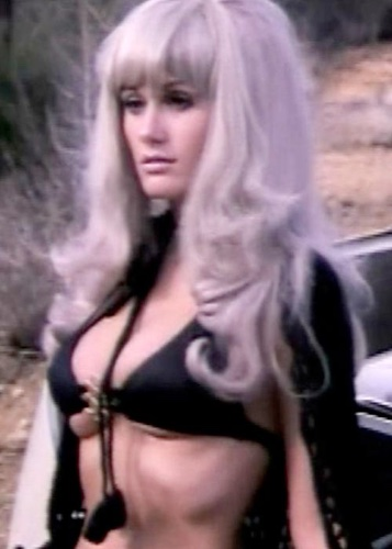 Blonde in Bikini (Mean Mother)