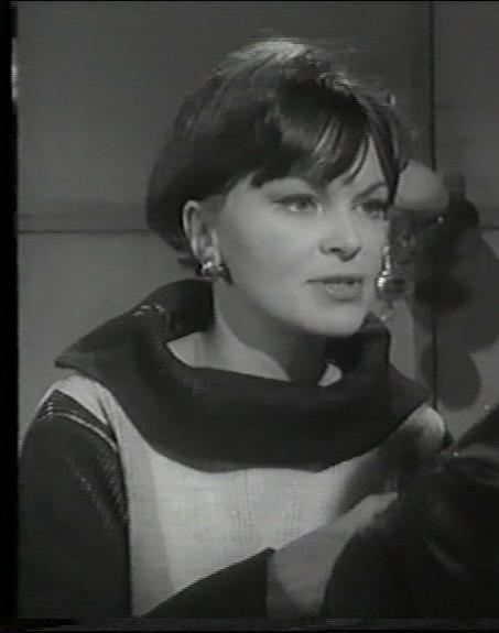 Linda Janson (Danger Man/Secret Agent)