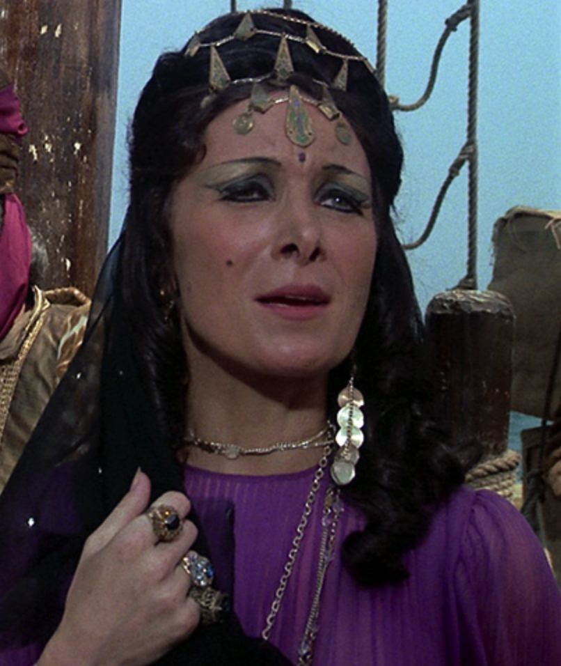 Zenobia (Sinbad and the Eye of the Tiger)