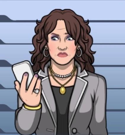 Ezekielfan22/Clarisse Gold (Criminal Case)
