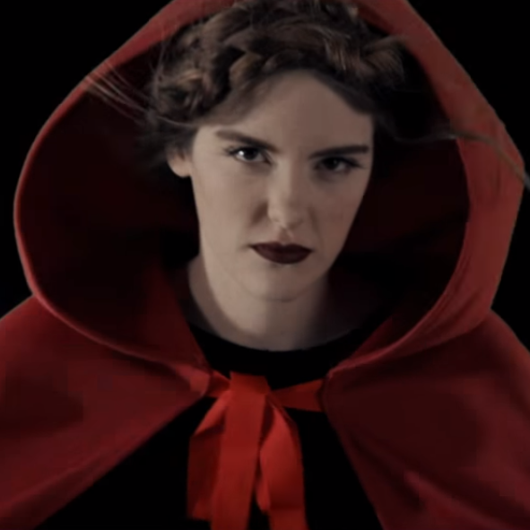 Red Riding Hood (Beware the Dog)
