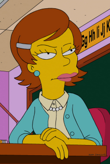 Cabutchikas/Ms. Cantwell (The Simpsons)