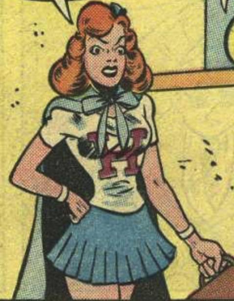 Doalfe/Cornelia Clyde (Quality Comics)