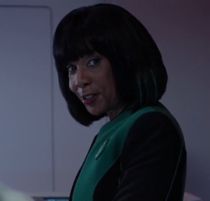CEDJunior/Dr. Claire Finn (The Orville)