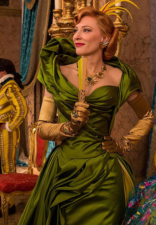 Lady Tremaine (Cinderella 2015)