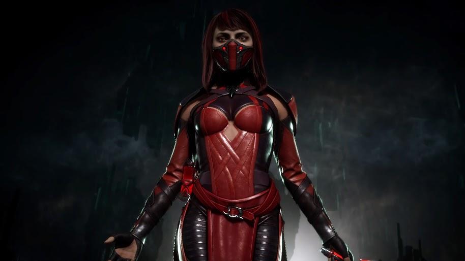Skarlet (Mortal Kombat)