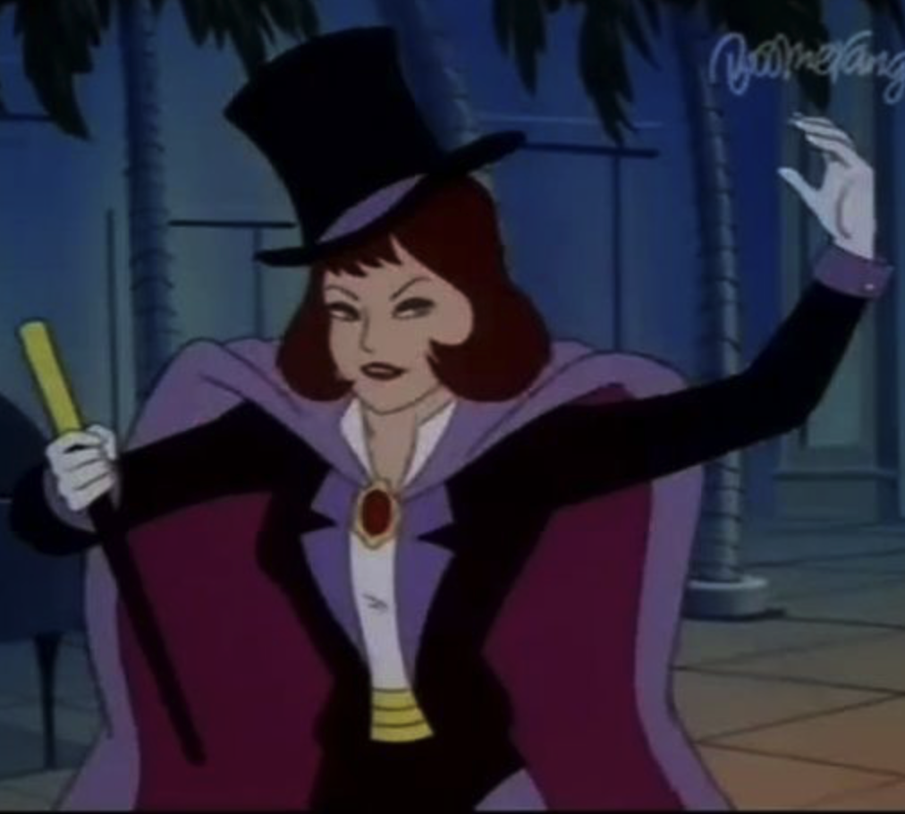 Davida Steelmine (The Mask: The Animated Series)
