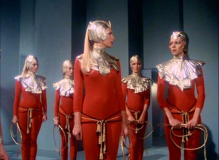 Devil's Planet Penal Colony Guards (Space 1999)