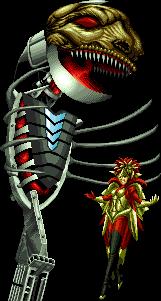 Evil Alien by Metal Warrior