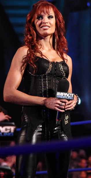 Christy Hemme (TNA)