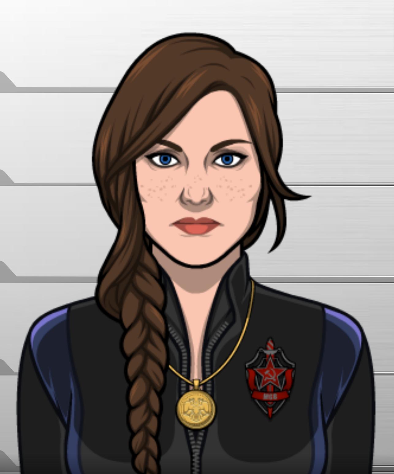 Anya Ivanova (Criminal Case)