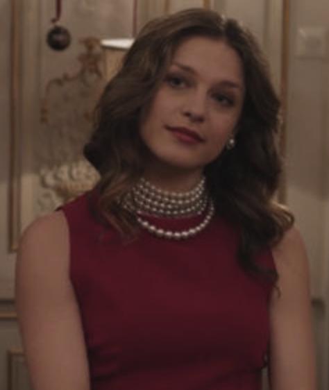 Baroness Sophia (A Christmas Prince)