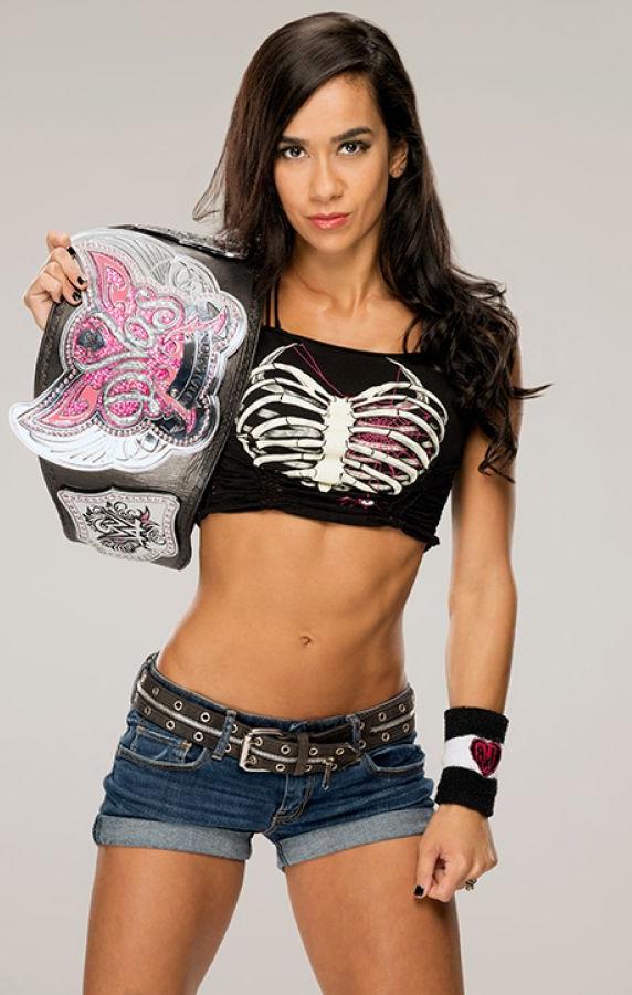 AJ Lee (WWE)