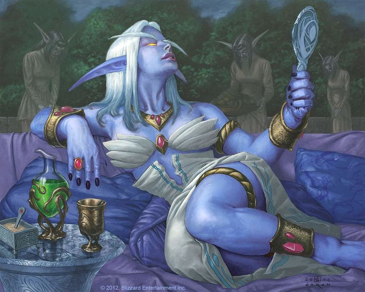 Queen Azshara (World of Warcraft)