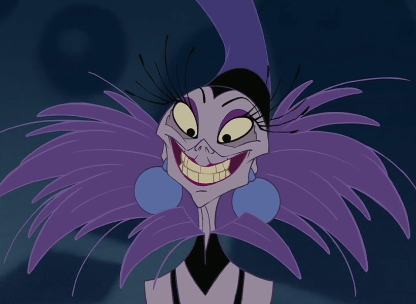 Yzma (The Emperor's New Groove)