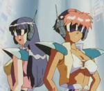 Bubble Gum Sisters (Brave Police J-Decker)