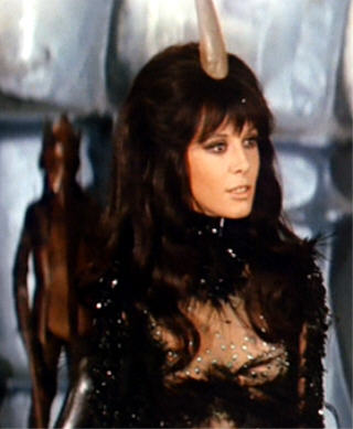 Black Queen of Sogo (Barbarella)