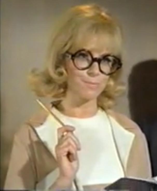 Miss Magruder (Get Smart)