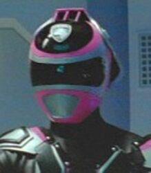 A-Squad Pink Ranger