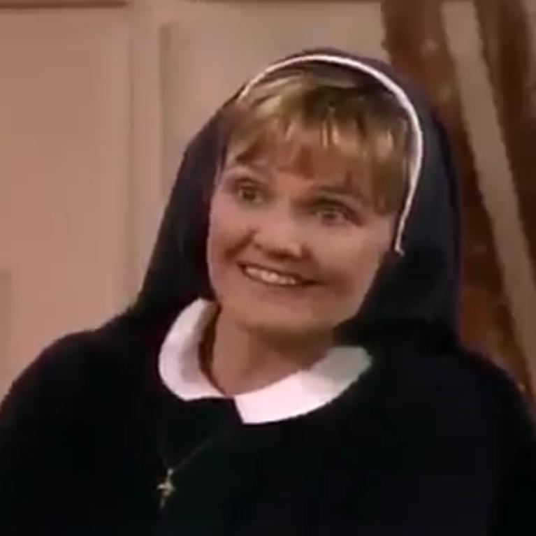 Fake Nun (The Golden Girls)