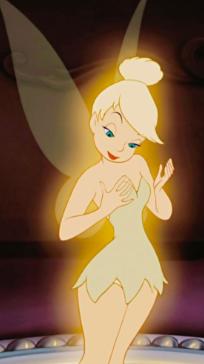 Popdropper/Tinker Bell (Peter Pan)