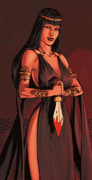 Lydia (Golias)