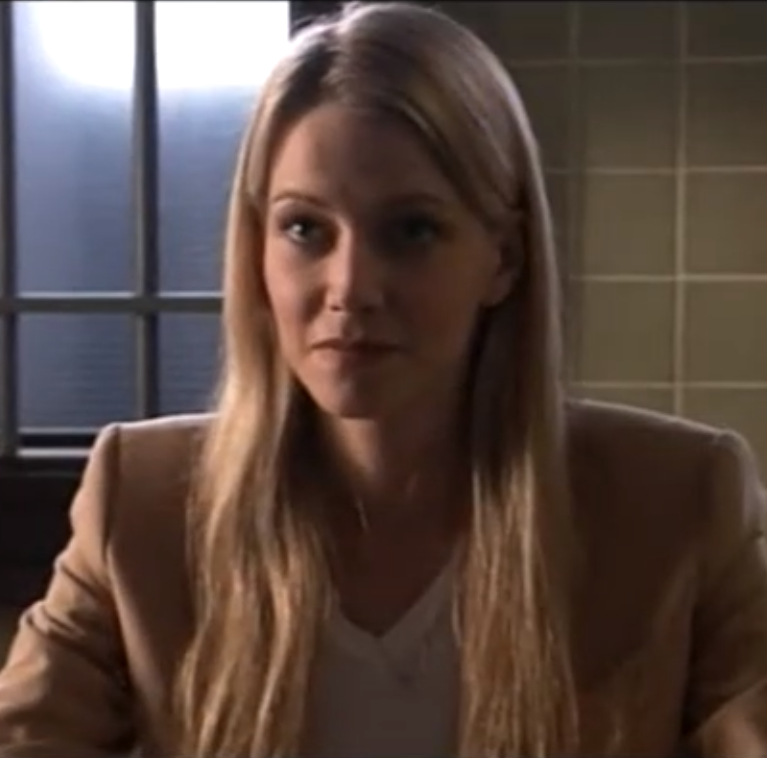 Colleen Harrison (Sue Thomas: F.B.Eye)