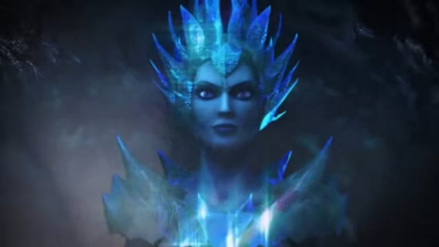 Omega-003/Ice Queen (Living Legends: Ice Rose)