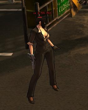 Mafia Girl (Fighters Club)