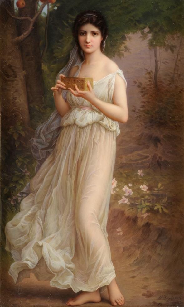 Pandora (Greek Mythology)