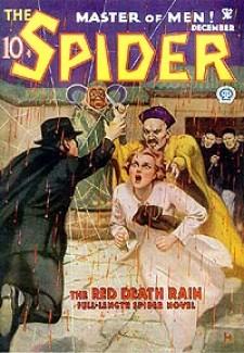 Wu Ya Che (The Spider)