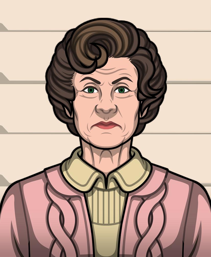 Dora Umbright (Criminal Case)