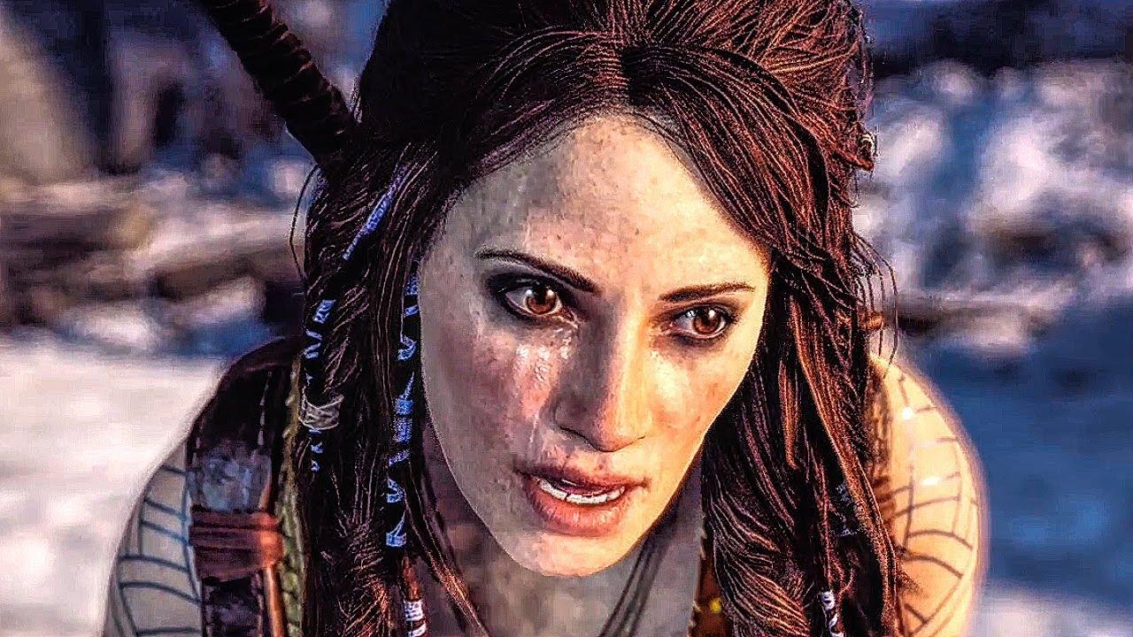 LipstickLesbian/Freya (God of War IV)