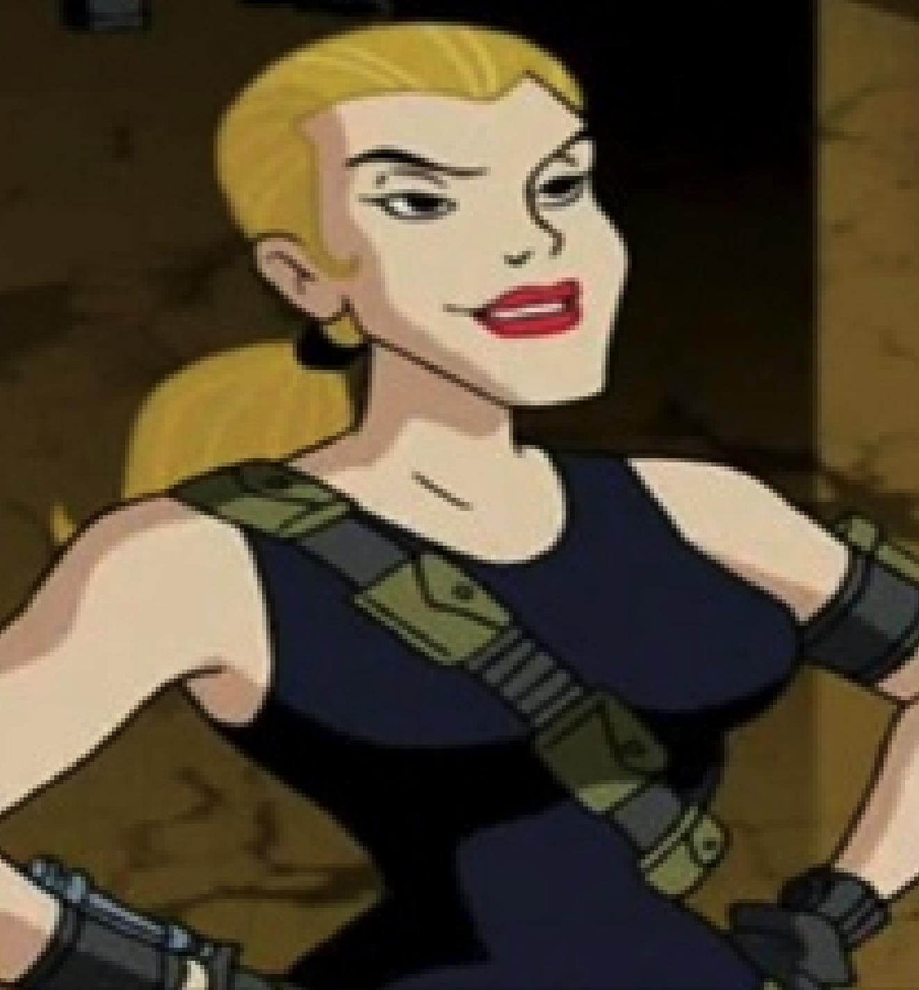 Amelia von Butch (Scooby-Doo in Where's My Mummy?)