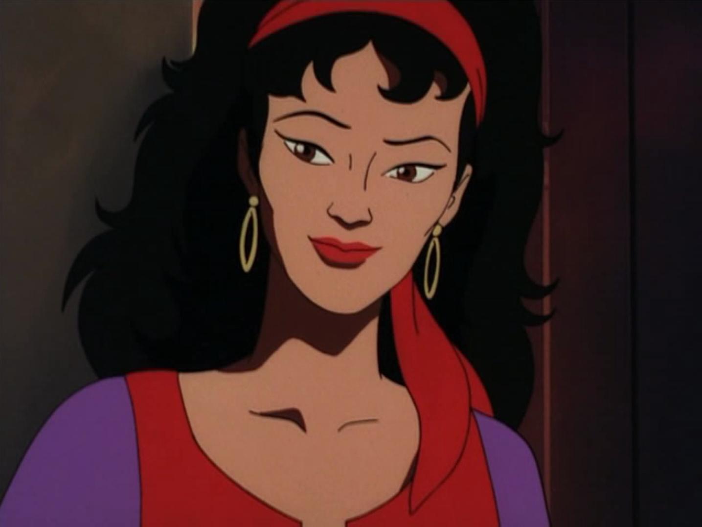 Ezekielfan22/Lena Dupree (Scooby Doo on Zombie Island)