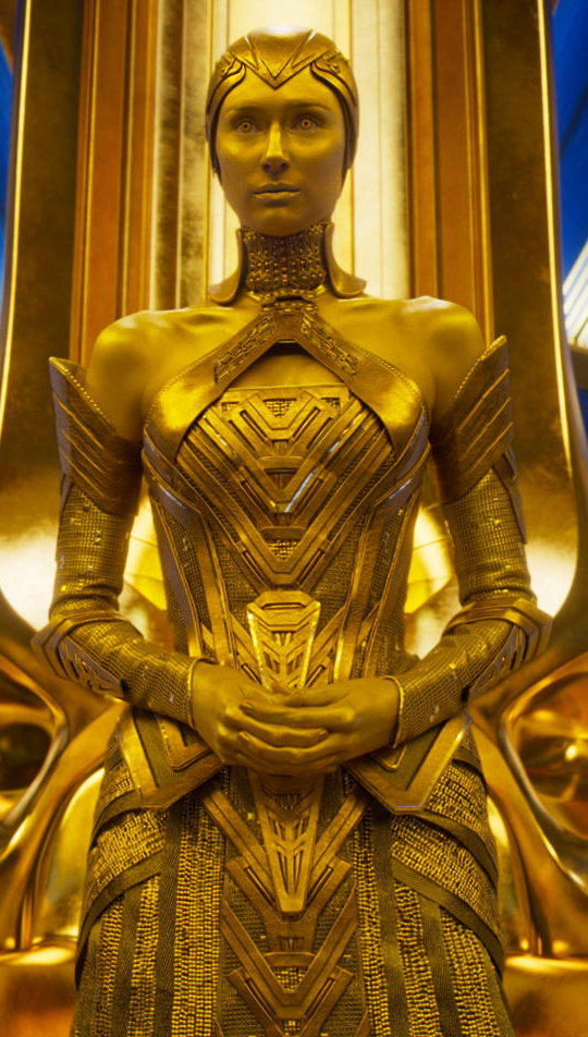 Ayesha (Guardians Of The Galaxy)