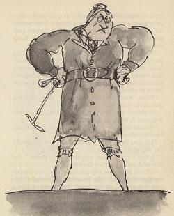 Agatha Trunchbull (Matilda)