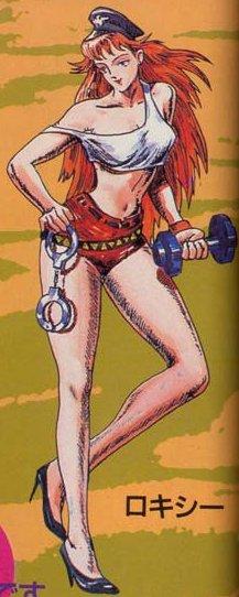 Roxy (Final Fight)