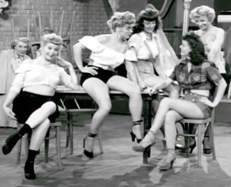Doalfe/Dancers (I Love Lucy)