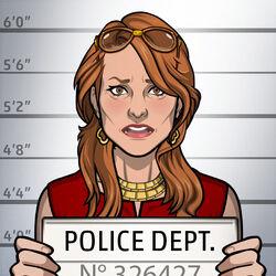 Fiona Cummings mugshot