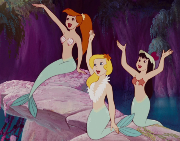 Mermaids (Peter Pan)