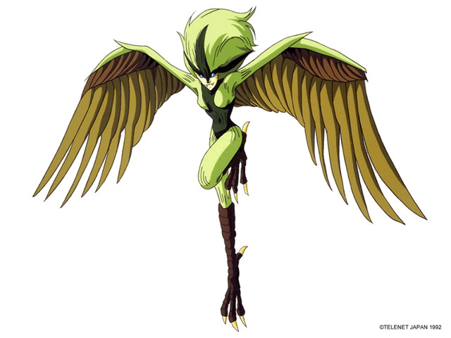 Geeva (Valis: The Fantasm Soldier)