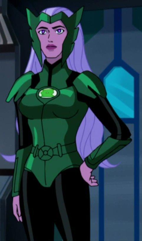 Boodikka (Green Lantern: First Flight)