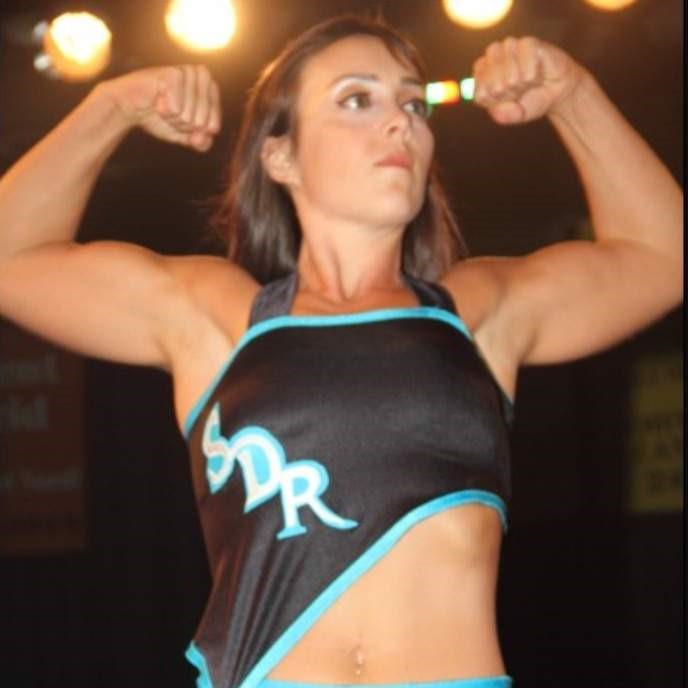 Sara Del Rey (SHIMMER)