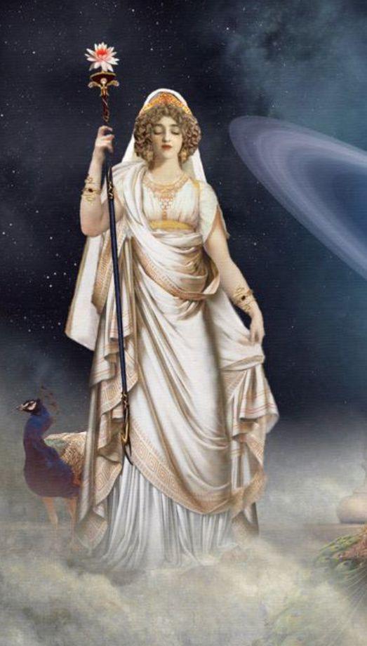Hera (Greek Mythology)